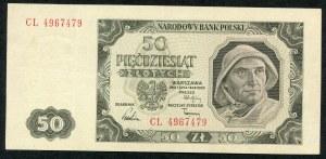 50 złotych 1948 - CL -