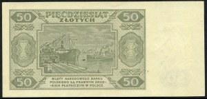 50 złotych 1948 - DY -