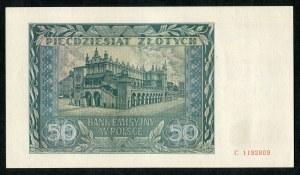 50 złotych 1941 - C -