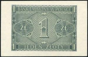 1 złoty 1941 - BB -