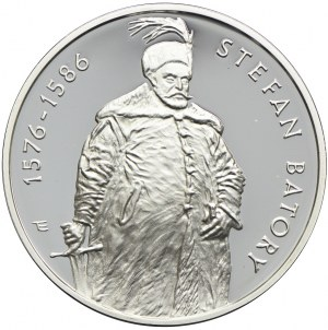 10 złotych 1997, Stefan Batory (półpostać)