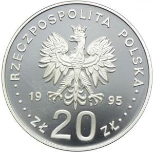 20 złotych 1995 Bitwa Warszawska