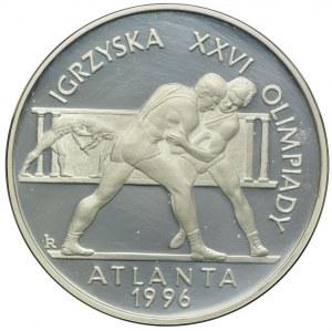 20 złotych 1995 Olimpiada Atlanta