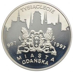 20 złotych 1996 1000-lecie Gdańska