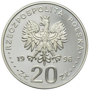 20 złotych 1996 Stołeczność Warszawy