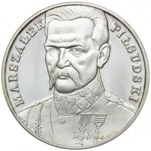 200.000 złotych 1990, Józef Piłsudski, Duży Tryptyk