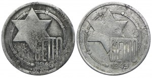 Getto, 10 marek 1943 (2szt.)