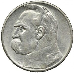 2 złote 1936, Józef Piłsudski