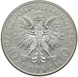 10 złotych 1933, Jan II Sobieski