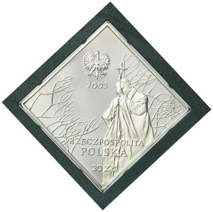 20 złotych 2003, Jan Paweł II