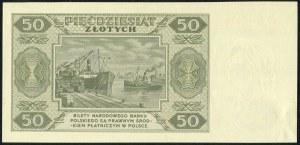 50 złotych 1948 - DT -