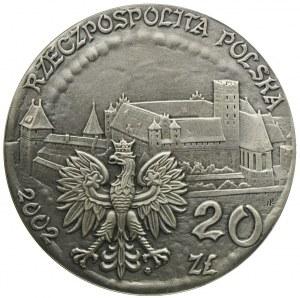 20 złotych 2002, Zamek w Malborku
