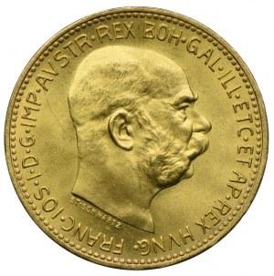 Austria, Franciszek Józef I, 20 koron 1915