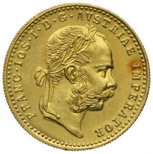 Austria, Franciszek Józef I, dukat 1915