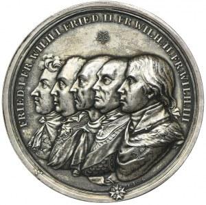 Niemcy, Utworzenie Królestwa Prus, 18 JANUAR 1801