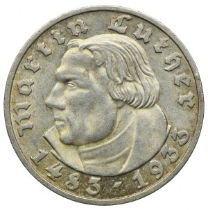 Niemcy, Republika Weimarska, Marcin Luter, 5 marek 1933 D