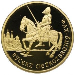 200 złotych 2007, Rycerz Ciężkozbrojny