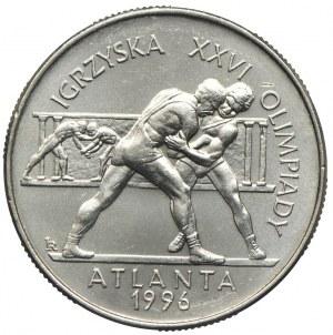 2 złote 1995, Igrzyska XXVI Olimpady-Atlanta