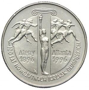 2 złote 1995, 100 lat Nowożytnych Igrzysk-Atlanta
