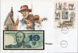 10 złotych 1982, seria N, blister
