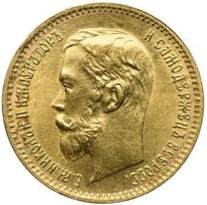 Rosja, Mikołaj II, 1902