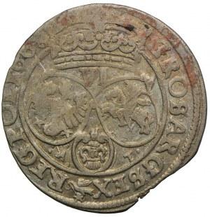 Jan II Kazimierz, szóstak 1663, Bydgoszcz