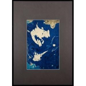 Jan Ziemski (1920-1988), Kompozycja błękitna