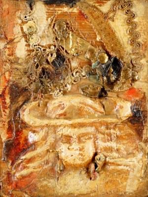 Teresa Rudowicz (1928-1994), Kompozycja, 1977