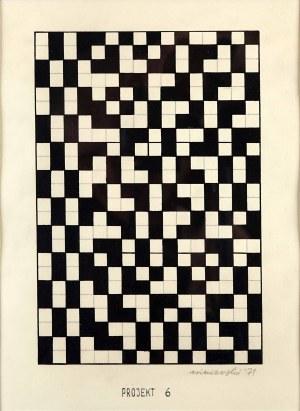 Ryszard Winiarski (1936-2006), Projekt 6, 1971