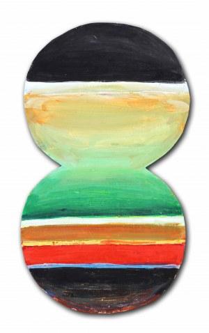 Jan Berdyszak (1934-2014), Linie horyzontu, 1963