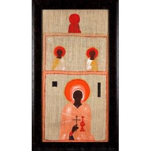 Jerzy Nowosielski (1923 -2011), Projekt ikony