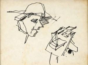 Tadeusz Kantor (1915-1990), Głowa postaci - kompozycja