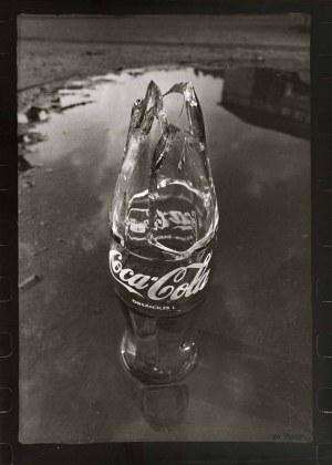 Jan Saudek (ur. 1935), Coca-Cola