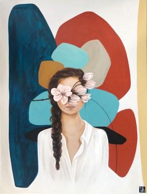 Zanna Brzyzek (ur. 1980), Przebudzenie Jabloni, 2021