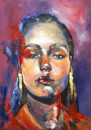 Alicja Jaroszek (ur. 1996), Rosemarie, 2021