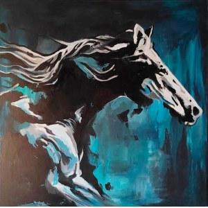 Katarzyna Łagódka (ur. 1988), Horse, 2021