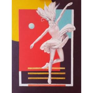 Danuta Wójcik (ur. 1978), Alice II..., 2021