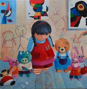 Mirella Stern (ur. 1971), Swobodna wypowiedź artystyczna, 2021