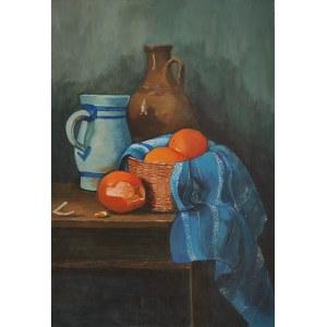 Mikołaj Korus (ur. 1998), Marta natura z pomarańczami, 2019