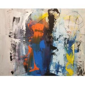 Małgorzata Pabis (ur. 1980), Looking Up, 2021