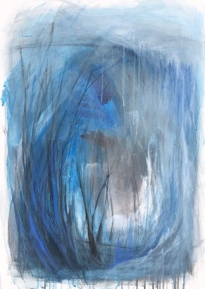 Joanna Wietrzycka (ur. 1978), Inner glow, 2021