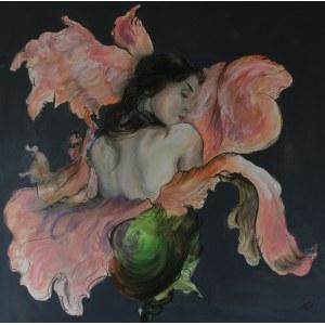 Honorata Chajec (ur. 1983), Zapach tęsknoty, 2021