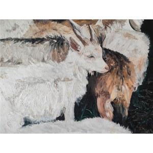 Pervin Ece Yakacik Leczycki (ur. 1991), Goats, 2021