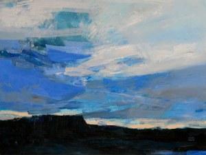 Kinga Wnuk-Moskalska (ur. 1975), Niebo. Podlasie, 2020