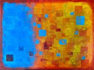 Marta Tymińska (ur. 1985), Pixels, 2021