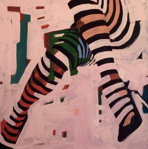 Eda Yukov, Zebra No. 3