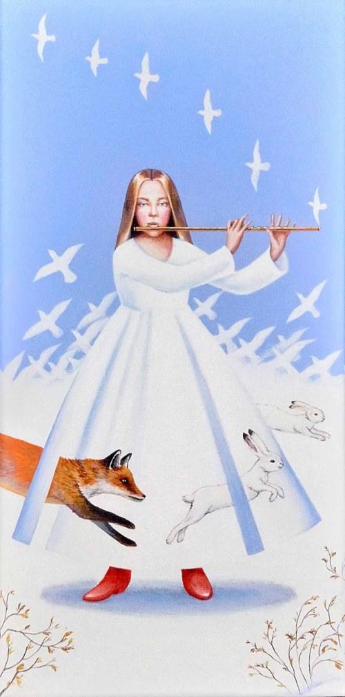 Svitlana Ulka (ur. 1987), Melodia, 2021