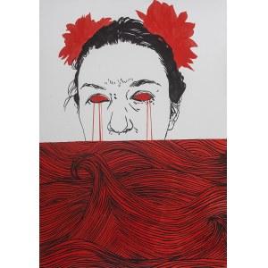 Agnieszka Sandomierz (ur. 1978), Z cyklu 'Wszystkie oczy na mnie' , 2015