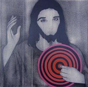Viola Tycz (ur. 1973), Back to black III, 2016