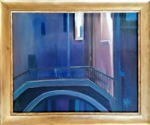 Małgorzata Bundzewicz (ur. 1951), Z cyklu Venice 3, 2016